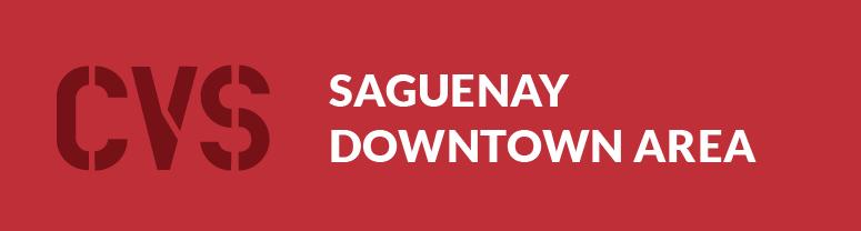 Saguenay Downtown Area